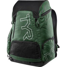 TYR Alliance Team Rugzak 45l, carbon/green